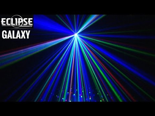 Eclipse Galaxy RGB Multipoint Laser