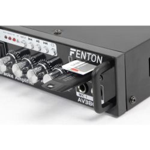 Fenton AV380BT Home Karaoke Speaker Set with Bluetooth