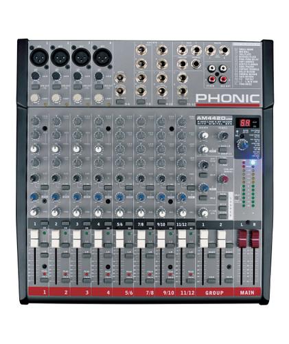 Phonic AM 442D USB