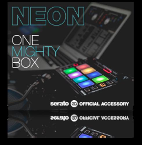 Reloop Neon Effects DJ Controller / Sampler