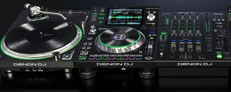 Awesome new Denon DJ decks