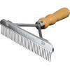 """Sullivan Supply Wooden Handle 6"""" Comb"""
