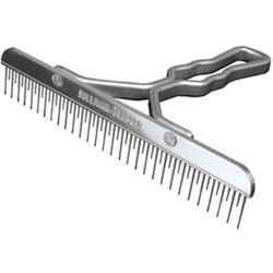 Sullivan Supply Fluffer Comb with alluminum handle
