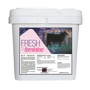 Sullivan Supply Fresh & Feminine