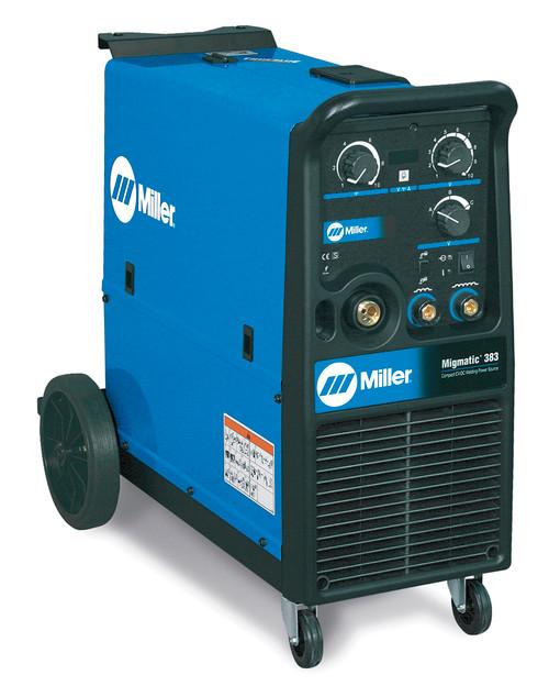 Miller MigMatic 380 MIG Welder