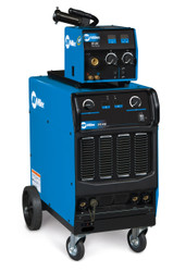 The Miller XPS 450 is a rugged transformer industrial MIG welder with separate wire feeder. Ideal for manufacturing, heavy industry and mining workshops.