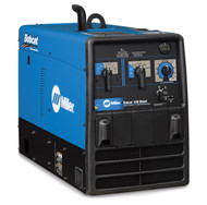 The Miller Bobcat 250D is a rugged welder/generator, great for arc (Stick) and Flux-Cored welding and designed for maintenance/repair operations, construction, farm, ranch and generator use.