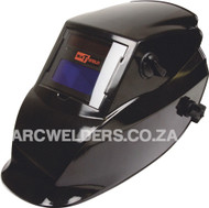 Matweld Auto Darkening Welding Helmet - Gloss Black