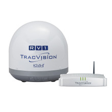 KVH 01-0367-07 TracVision RV1 Satellite TV Antenna - For RV Travel, other