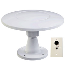 MAJESTIC UFO X RV 30DB DIGITAL TV ANTENNA F/RVs, Boats, Motor Vans