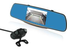 Brigele DR3302 Dash Cam  Dual Lens Full HD 1080p With Backup Camera and Impact Sensor