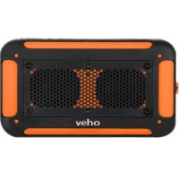 Veho VXS-002-ORG - 360° Vecto Wireless Water Resistant Speaker - Orange