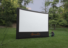 Open Air Cinema Home Outdoor Movie Projector Screen 16x9 H-16