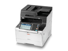 OKI MC573dn Color AIO Multifunction Laser Business Printer 62447301