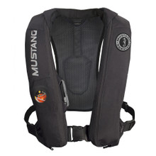 Mustang Elite Inflatable Automatic PFD - Black