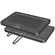 """Magma 2 Sided Non-Stick Griddle 11"""" x 17"""" A10-197"""