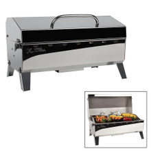 Kuuma Stow N' Go 160 Gas Grill -13,000 BTU w/Regulator, Thermometer and Igniter