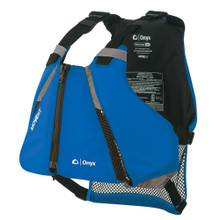 Onyx MoveVent Curve Paddle Sports Life Vest - M/L - Blue