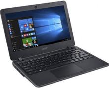 "Acer TravelMate-B TMB117-MP-C2G3 11.6"" Notebook PC Intel N3060 4GB 32GB WP10-64 - Black"