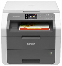 Brother HL-3180CDW Wireless Digital Color LED Multifunction Printer