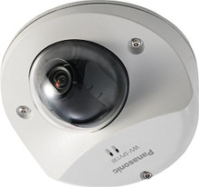 Panasonic WV-SFV130 Outdoor Vandal Dome Network Camera 1080P