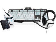 IOGEAR KeyMander Imperial White Edition Bundle for Xbox One S GE1337PKITX