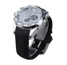 Mini Gadgets NightWatch8GB Watch DVR w/Night Vision
