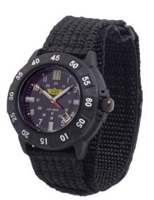 UZI Protector Swiss Tritium Men's Watch -  Black