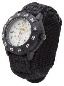 UZI Protector Swiss Tritium Watch -  White - Nylon