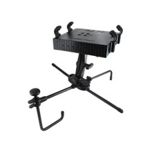 RAM Mount Seat-Mate System w/Universal Laptop Tough Tray