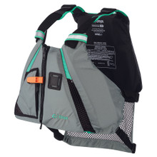 Onyx Movement Dynamic Paddle Sports Life Vest - Xs/Sm - Aqua