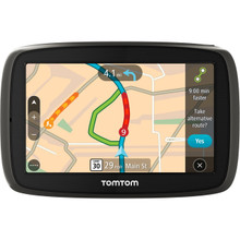 "TomTom GO 50 S Automobile Portable GPS Navigator - 5"""