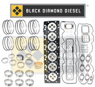 Black Diamond 07.5-15 Dodge 6.7 Cummins ReRing Engine Rebuild Kit
