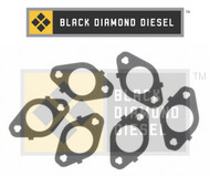 Black Diamond 07.5-15 Dodge 6.7 Cummins Exhaust Manifold Gasket Set