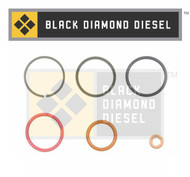 Black Diamond 94-07 Ford 7.3 Powerstroke Fuel Injector Oring Kit (one injector)