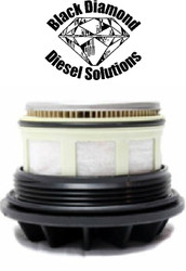 Black Diamond Prime Guard 99-03 Ford 7.3 Powerstroke Fuel Filter with Cap