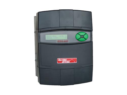 20hp 460V 4-Q Regenerative Reversing Digital DC Drive with power package