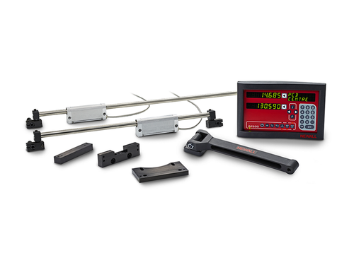 "Newall - DP500, 2 Axes, 12"" x 36"" Travel, Mill DRO Kit"