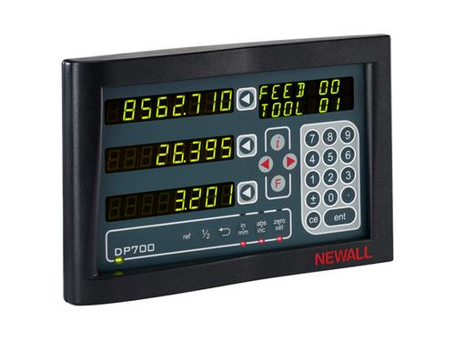 "Newall - DP700, 16"" x 200"" Travel, Lathe DRO Kit"
