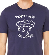 There are lots of portland t shirts, but this one says it all! Available in all Colors, made to order from Be Good Monster! portland gifts, souvenir, things to do in portland this weekend,