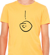 Exclamation Man - Youth Tee