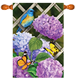 Spring Decorative Flags