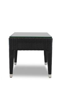 Gar Asbury Outdoor Woven End Table