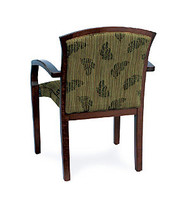 Gar Series 10 Padded Seat and Padded Back Stack Chair