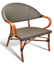 Gar Bayside Outdoor Woven Lounge Chair