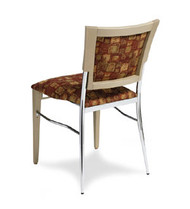 Gar Series 269 Padded Seat and Padded Back Stack Chair