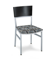Gar Series 315 Side Chair With Padded Seat 1
