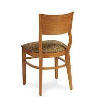 Gar Series 9635 Side Chair with Padded Seat