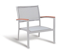 Gar Bayhead Performance Weave Outdoor Lounge Chair