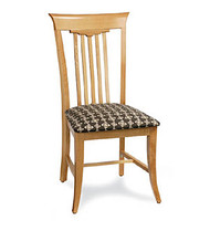 Gar Series 1940 Side Chair with Padded Seat